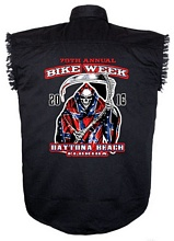 Daytona beach bike week 2016 denim shirts