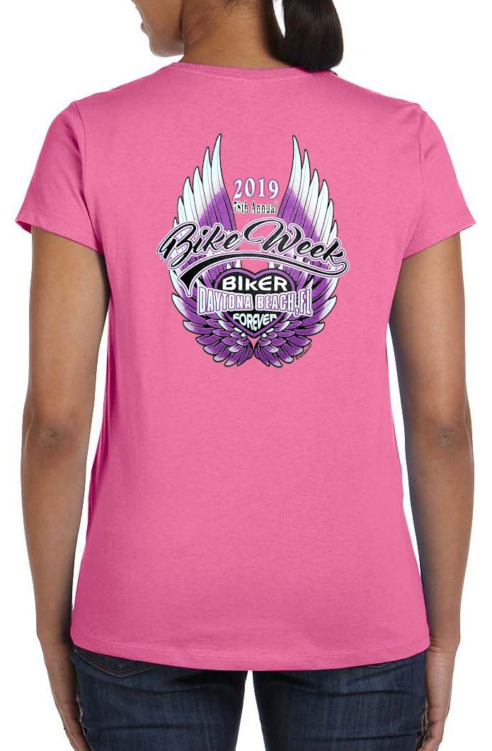 Biker Wet Tshirt Wettbewerb