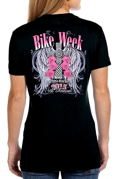 ladies bike week t shirts