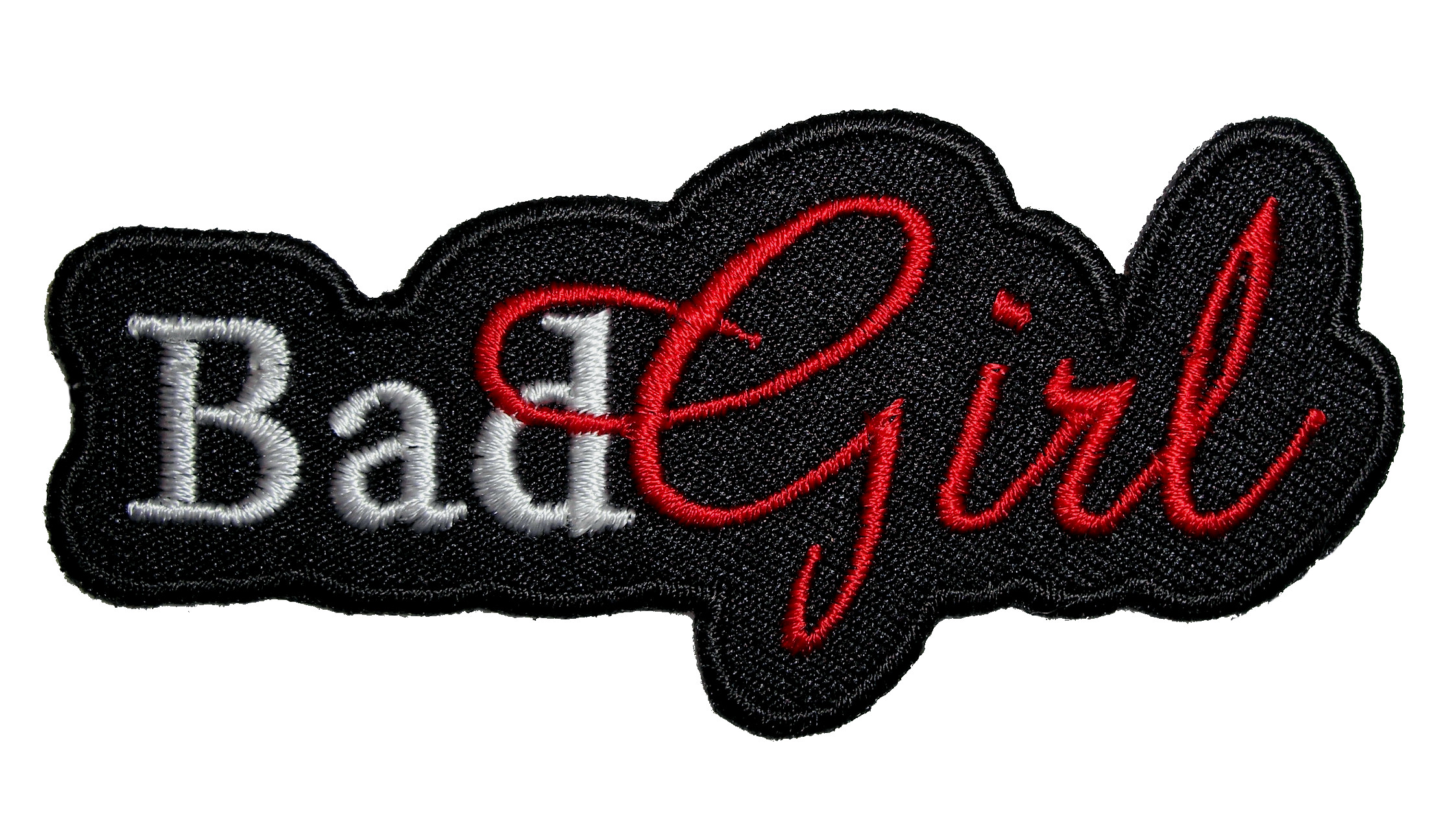 Sexy Bad Girl Saying Lady Rider Biker Patch FREE SHIP