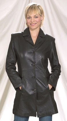 ladies fashion leather jackets
