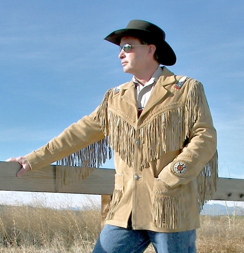 New western style leather apparel coming soon!