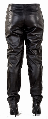 Womans leather pants