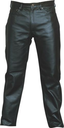 Mens leather pants