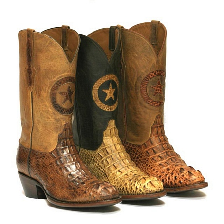 Men's Cognac Brown Real Crocodile Head Leather Cowboy Boots 3X Toe. $ Add to Cart. Add to Wish List Add to Compare. Men's Green Crocodile Alligator Hornback Cut Design Leather Cowboy Boots. $ Add to Cart. Add to Wish List Add to Compare. Men's Dark Green Full Alligator Hornbackl Western Cowboy Boots J Toe.