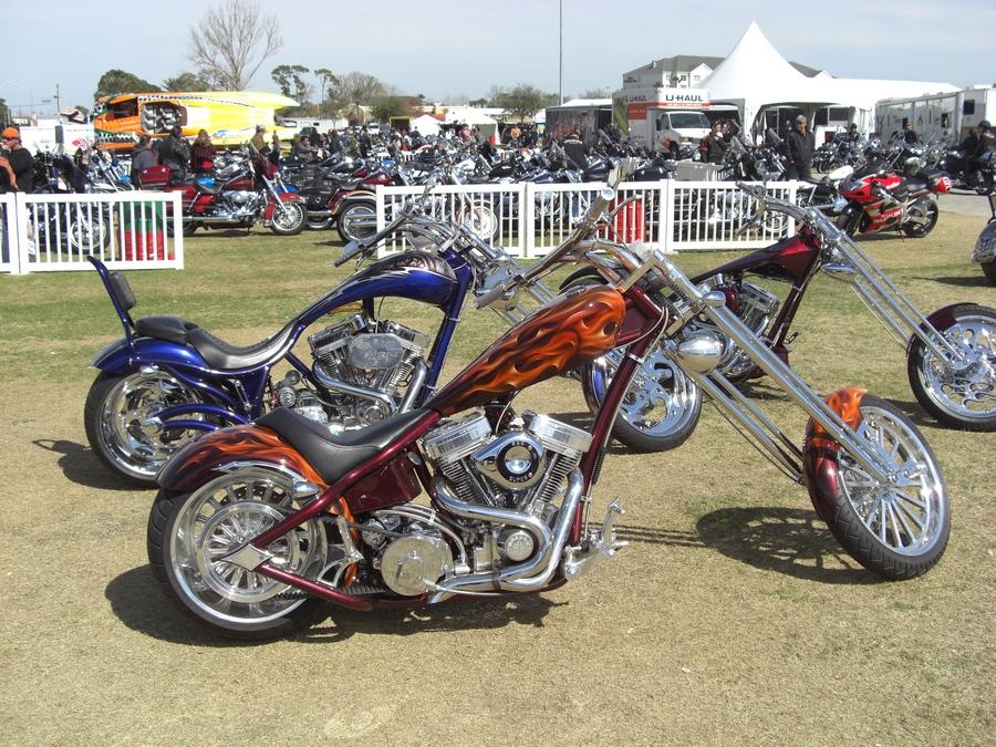 bike week pictures 2010