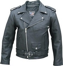 Cowhide vs pigskin leather motorcycle jackets