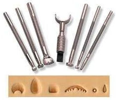 Leather embossing kit
