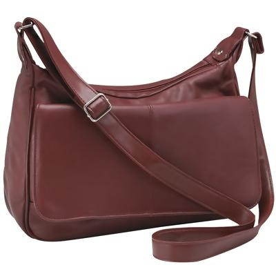 Leather handbags and purses