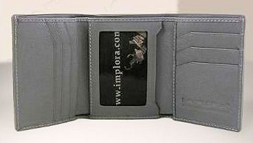 Shark skin leather wallets for Christmas
