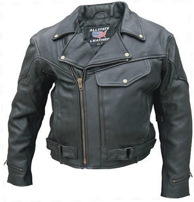 does leather motorcycle jackets keep you warm?