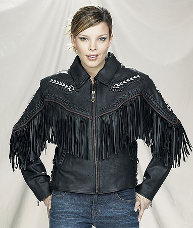 new leather jacket and leather apparel store at Leather Supreme
