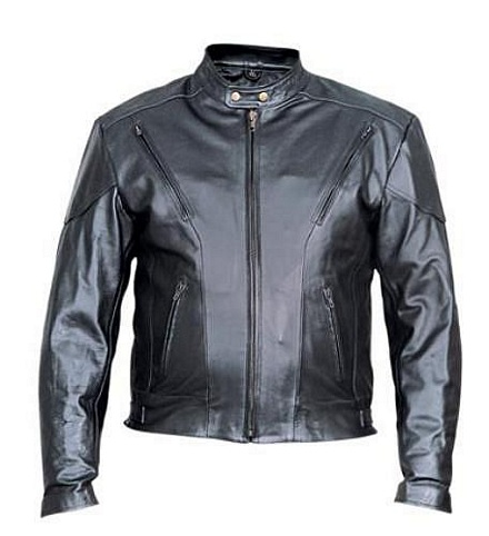 leather jacket spring cleaning