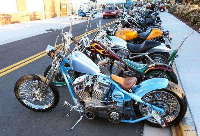 bike week in Daytona Beach 2010