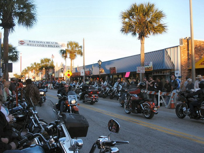 bike week in Daytona Beach 2010