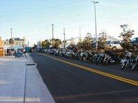 lots of bikes, duh!