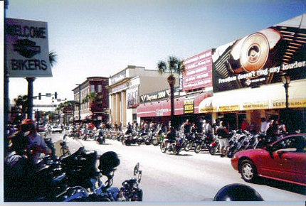 bike week in daytona beach