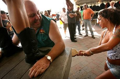 Daytona Beach biketoberfest pictures 2009