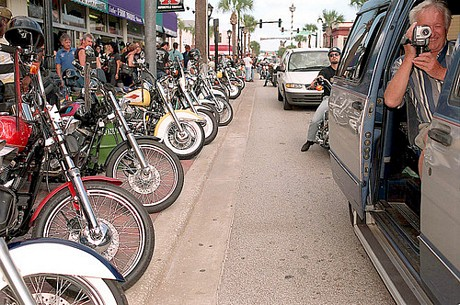 Biketoberfest 2010 at Daytona Beach