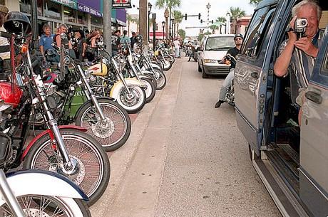 Biketoberfest in Daytona Beach 2010