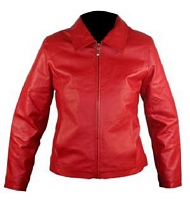 colored leather jackets