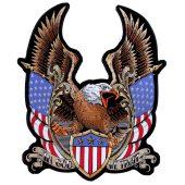 Eagle Biker Patches