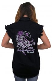 Lady bike week biker shirt