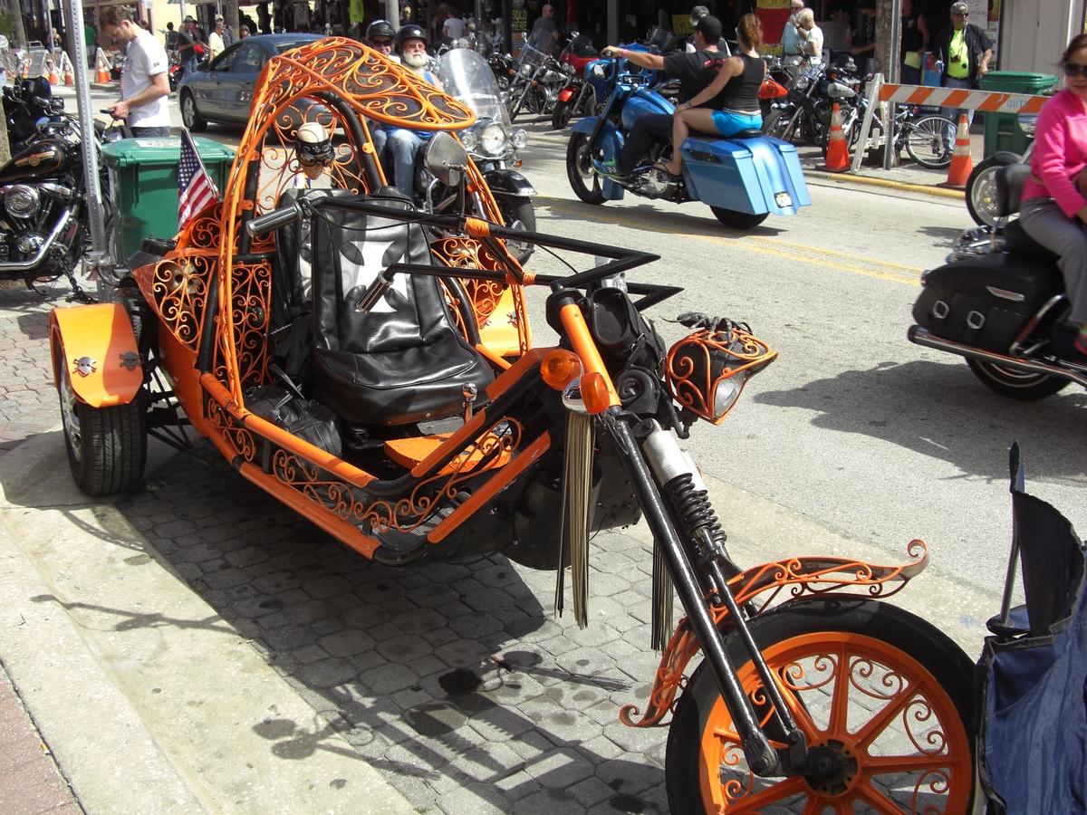 Daytona Beach Bike Week 2014 Picture Gallery Leather