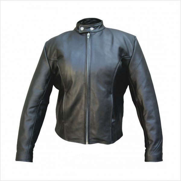 womens cowhide leather jacket