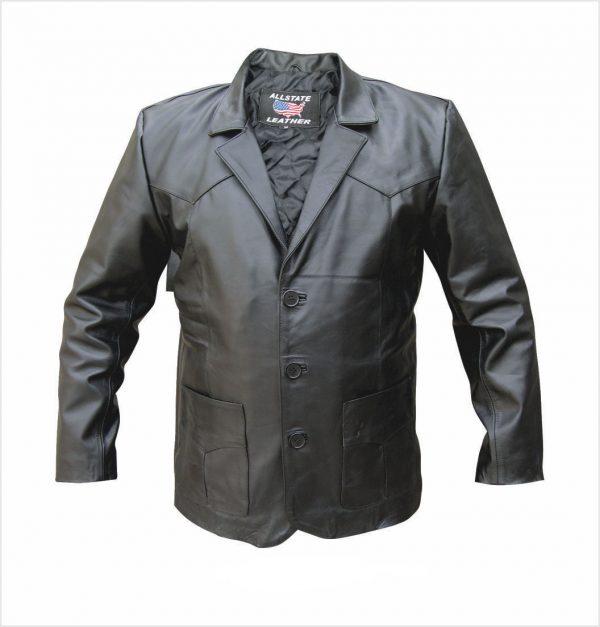 mens western style jacket