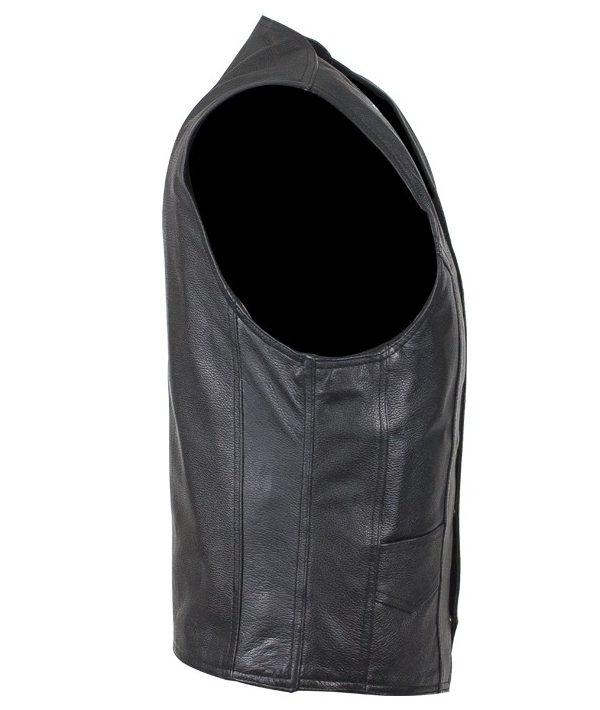 Plain side vest