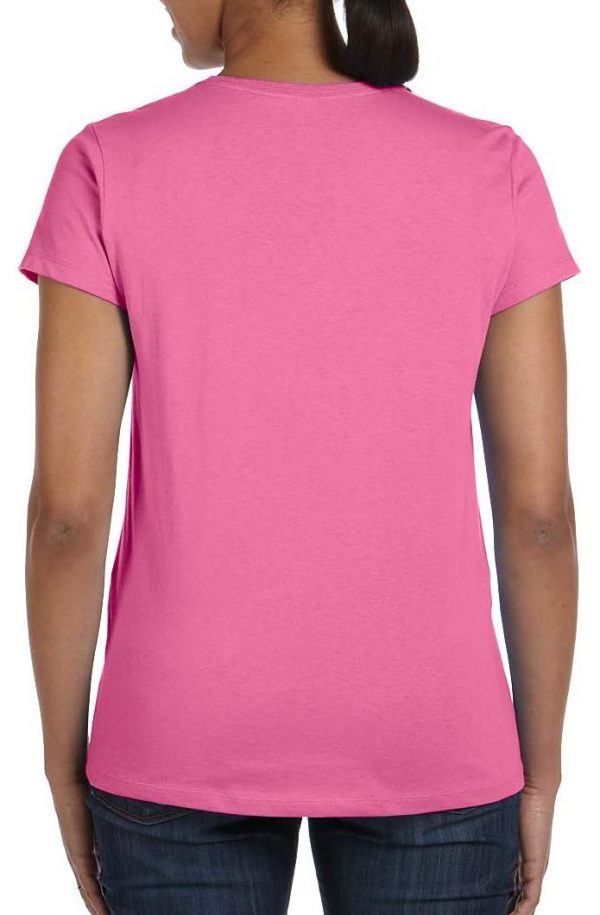 plain dark pink t-shirt