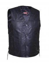 mens split highway hawk leather jacket