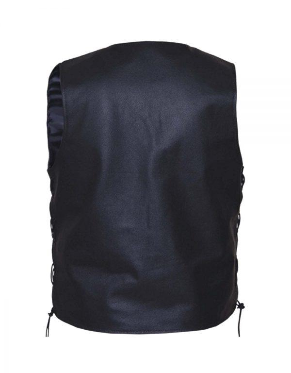 mens split highway hawk leather jacket
