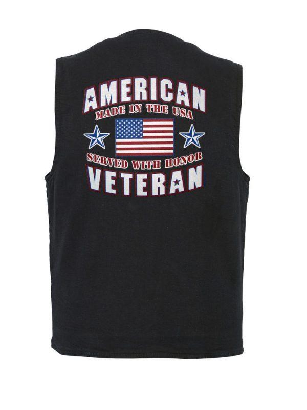 american veteran designer vest