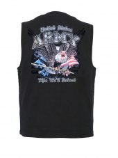 mens US army designer vest