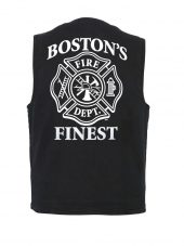 mens Boston's finest designer vest