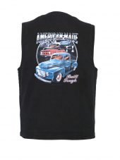 american made ford designer vest