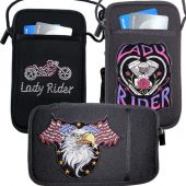 Motorcycle Biker Cell Phone Case Holders