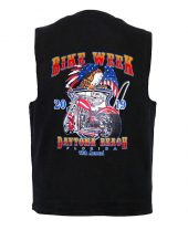 Daytona bike week men's vest