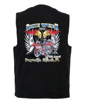 Daytona bike week vest