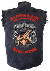 Biker babe bike week 2020 shirt