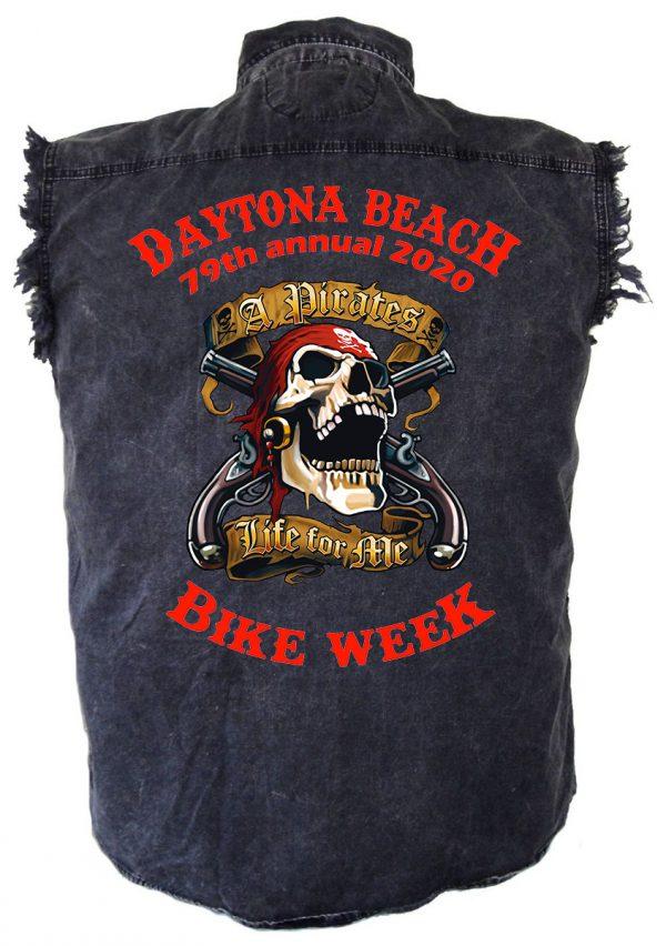 Pirate bike week 2020 shirt