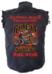 Daytona beach bike week 2020 biker shirt