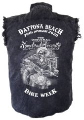 Daytona Beach bike week 2nd amendment shirt