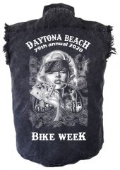 Sexy Daytona beach bike week 2020 shirt