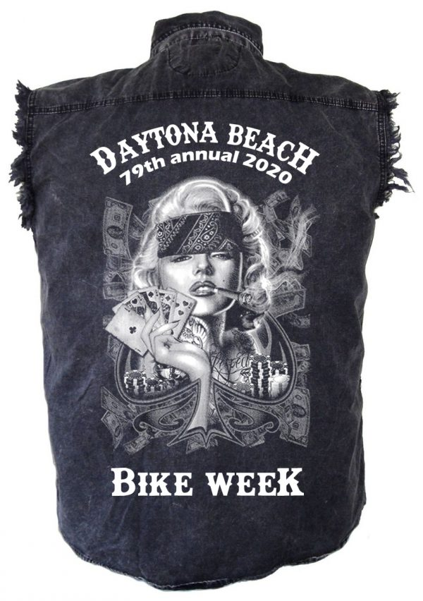 Sexy Daytona beach bike week 2020 shirt