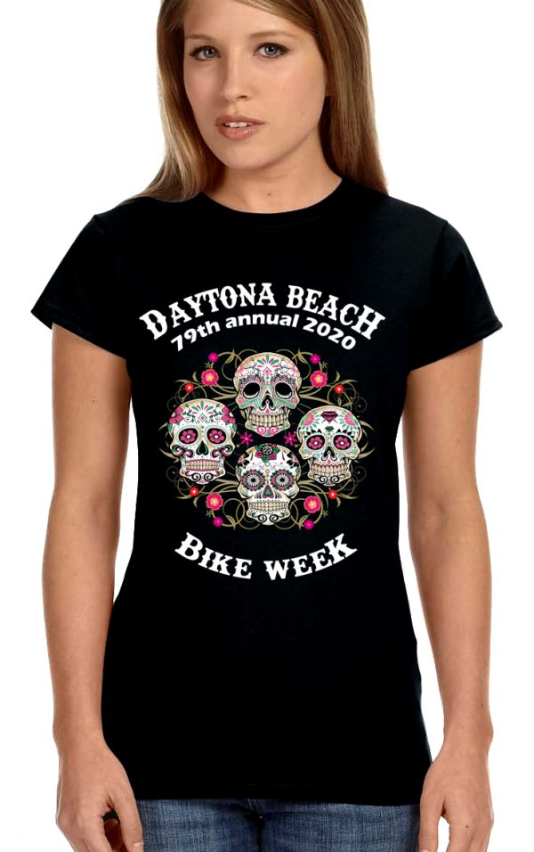 ladies bike week shirt