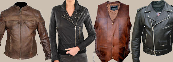 Leather Supreme, quality biker apparel