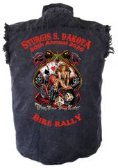 Sturgis Play Now Pay Later Biker Shirt